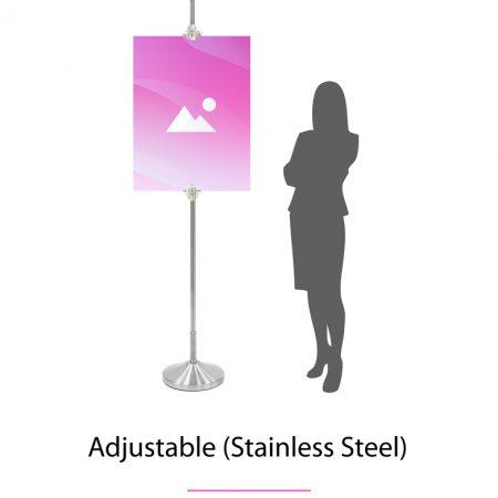 Adjustable (Stainless Steel)