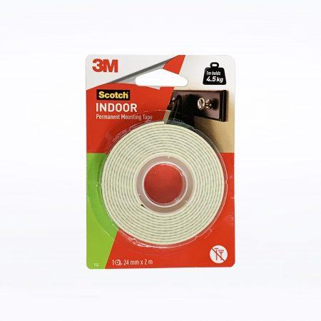 3M Foam Tape - 24mm x 2m