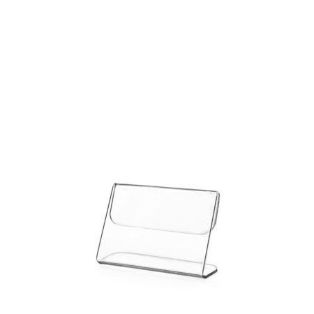 L-Shape Holder (Landscape) - 60mm x 40mm