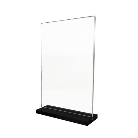 T-Shape Budget Acrylic Stand