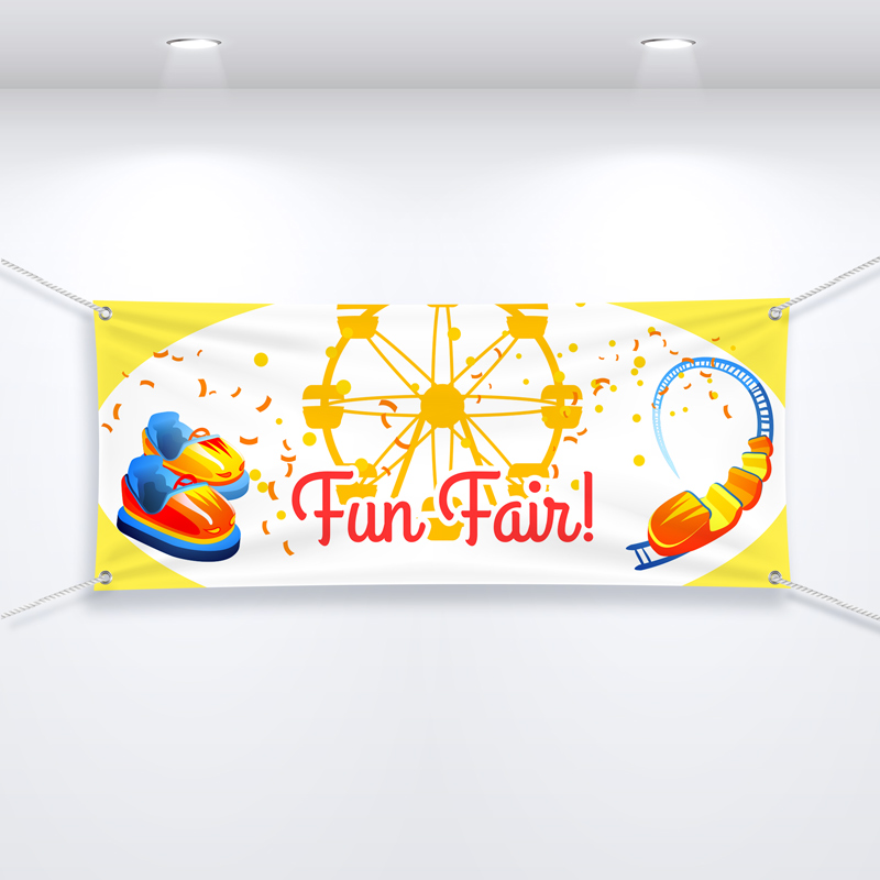 PVC Banner - Joo Lin Test