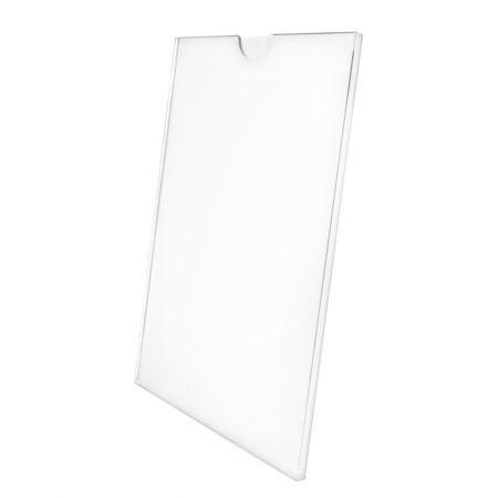 Acrylic Pocket Wall Frame - A3