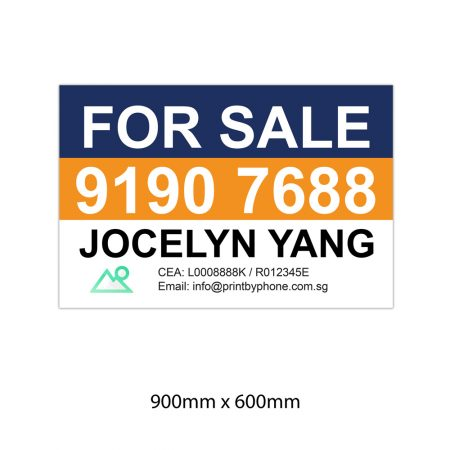 Banner Product (Property Sign)
