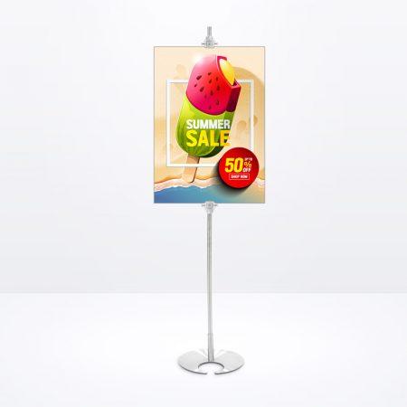 Adjustable Clip Pole (Crab Base)