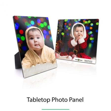 Tabletop Photo Panel