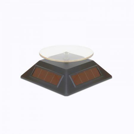 Turntable (Solar) - Black