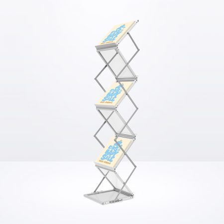 Brochure Stand (Deluxe) - A4 Size