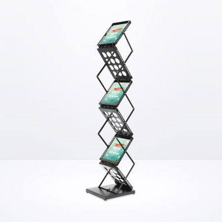 Brochure Stand (Economy) - A4 Size