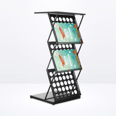 Brochure Stand w/ Table Top