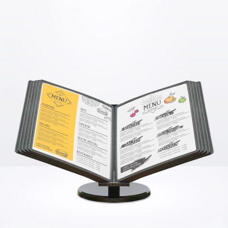 Menu Book (Desktop) - A4