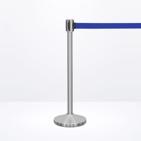 Q-Stand (Silver) - Blue Belt