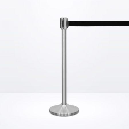 Q-Stand (Silver) - Black Belt
