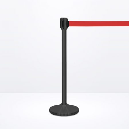 Q-Stand (Black) - Red Belt