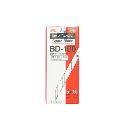 NT Cutter Blade BD100