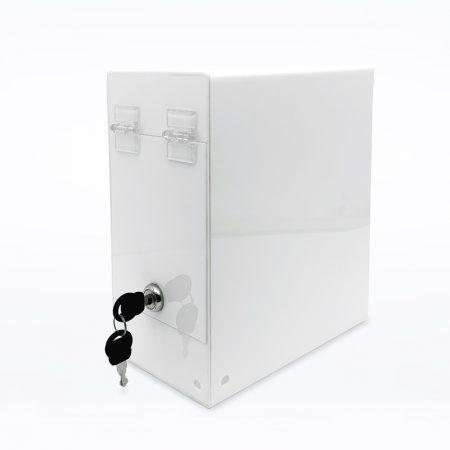 Suggestion Box (White) - Portrait