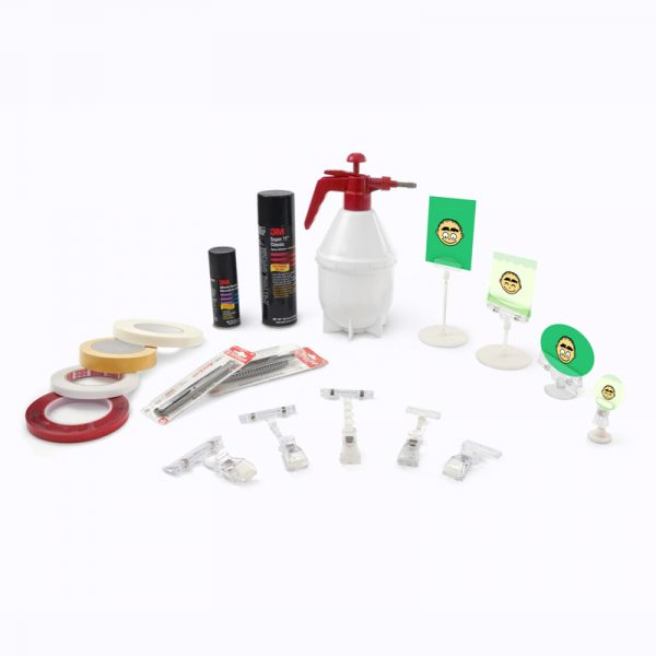 Accessories, Tapes & Tools