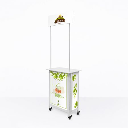 Mobile Promotion Counter (Print Only) - Small