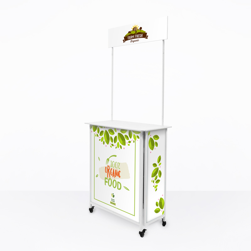 Mobile Promotion Counter (Print Only) - Large