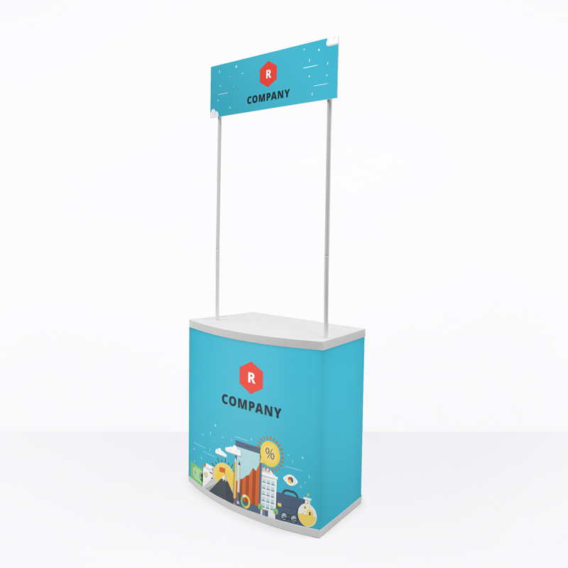 PVC counter (Print Only) - Large