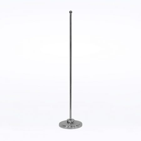 Flag Stand (Exclude Print) - Chrome
