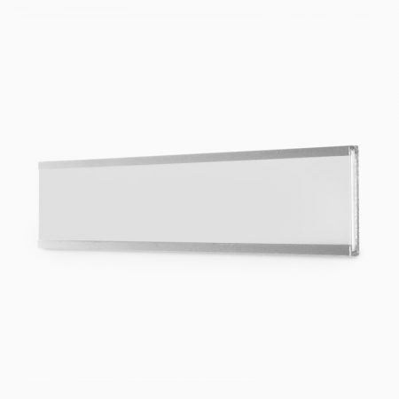 C-Channel (System Only) (Silver) - 42mm x 250mm