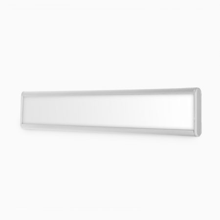 Door Sign (System Only) (Silver)