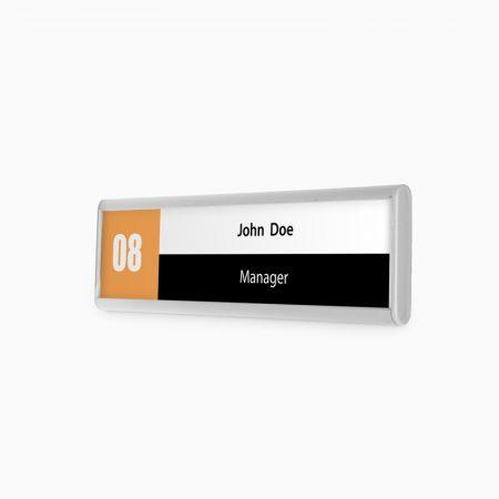 Door Sign (Print Only) - 50mm x 200mm