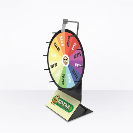 Wheel Of Fortune (Small)